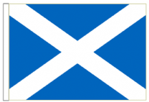 SCOTLAND NATIONAL BOAT FLAGS